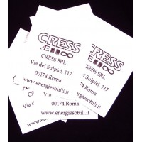 Sewing Labels White Nylon 40x60 mm