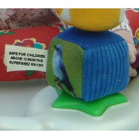 3 Regels Toy Care Label