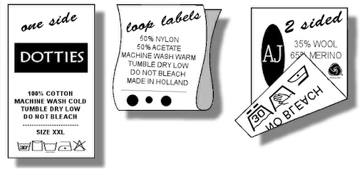 Label & Co Labels
